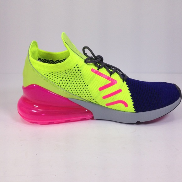 Nike Shoes | Nike Air Max 27 Flyknit